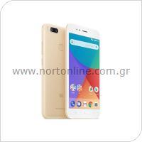 Κινητό Τηλέφωνο Xiaomi Mi A1 (Dual SIM) 32GB 4GB RAM Χρυσό