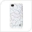 Θήκη Δερμάτινη Trexta Apple iPhone 4/4S Femme Pearl