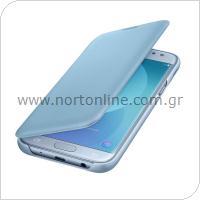 Θήκη Flip Wallet Samsung EF-WJ530CLEG J530F Galaxy J5 (2017) Μπλε