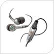 Hands Free Stereo Sony Ericsson HPM-70 Ασημί (Ασυσκεύαστο)