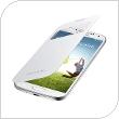 Θήκη Flip S-View Samsung EF-CI950BWEG i9505 Galaxy S4 Λευκό