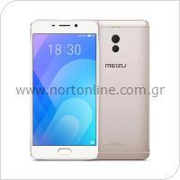 Κινητό Τηλέφωνο Meizu M6 Note (Dual SIM) 16GB 3GB RAM Χρυσό