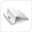 Βάση Φόρτισης Samsung EDD-D100 P3100 Galaxy Tab 2 Λευκό