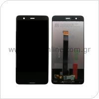 Γνήσια Οθόνη με Touch Screen Huawei P10 Plus Μαύρο