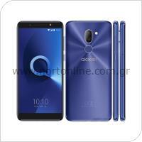 Κινητό Τηλέφωνο Alcatel 3x (Dual SIM) Μπλε