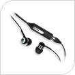 Hands Free Stereo Sony Ericsson HPM-77 Μαύρο (Ασυσκεύαστο)