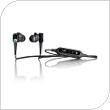 Hands Free Stereo Sony Ericsson HPM-88 Μαύρο (Ασυσκεύαστο)