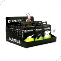 Σετ Επιτραπέζιο Stand Duracell με 21τεμ Φορτιστές & Καλώδια USB Duracell