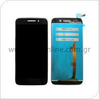 Γνήσια Οθόνη με Touch Screen Alcatel 6058D Idol 5 (Dual SIM) Μαύρο