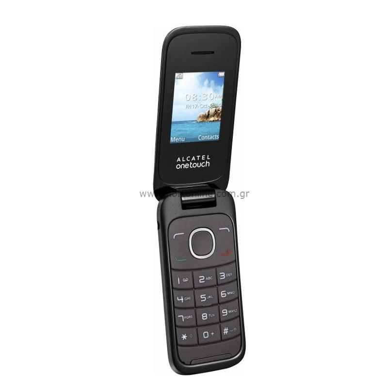 mobile phone alcatel 1035d dual sim dark chocolate alcatel alcatel mobile phones. Black Bedroom Furniture Sets. Home Design Ideas
