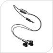 Hands Free Stereo Nokia WH-108 3.5mm Μαύρο (Ασυσκεύαστο)