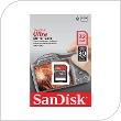 Κάρτα μνήμης SDHC C10 SanDisk Ultra 32GB