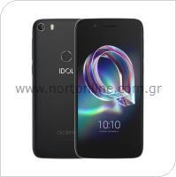 Κινητό Τηλέφωνο Alcatel 6058D Idol 5 (Dual Sim) 16GB 3GB RAM Μαύρο