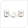 Portable Speakers Sony Ericsson MPS-60 White-Orange