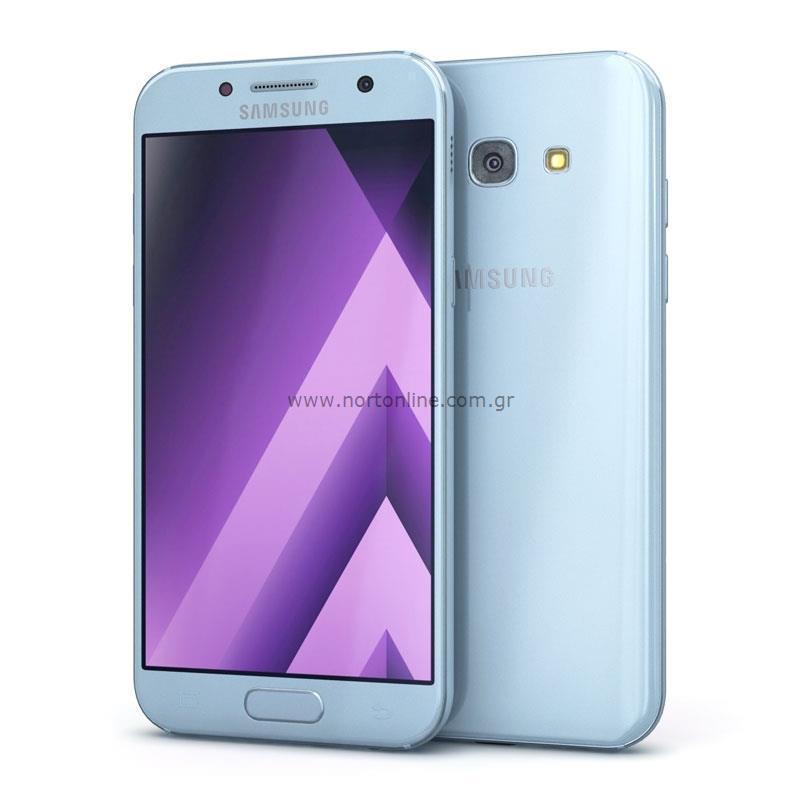 Mobile Phone Samsung A520F Galaxy A5 (2017) 4G LTE 32GB Blue Mist