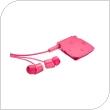 Στερεοφωνικό Ακουστικό Bluetooth Nokia BH-111 Ροζ